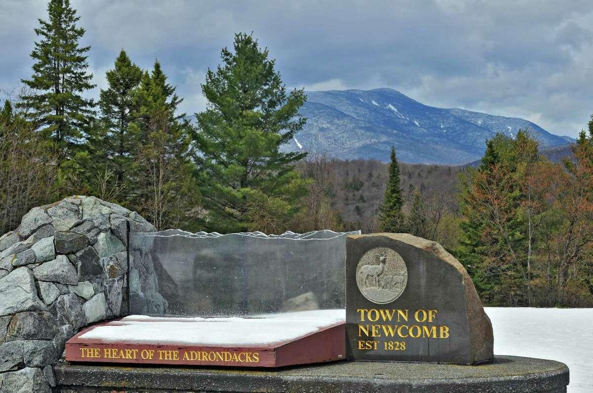 High Peaks of the Adirondacks. ( Philip Kamrass / Times Union)