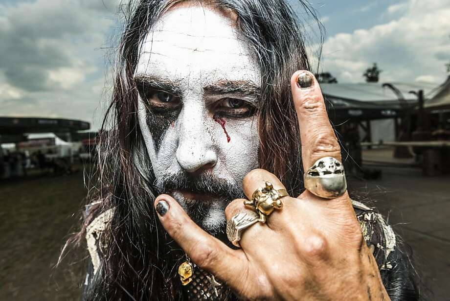 Хеви метал прикольные картинки