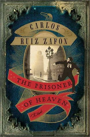 "For the latest in Zafon's series, ""The Prisoner of Heaven,"" the context is dark, rainy Barcelona in the '40s and '50s, specifically the dusty, family-owned Sempere & Son's Bookshop"