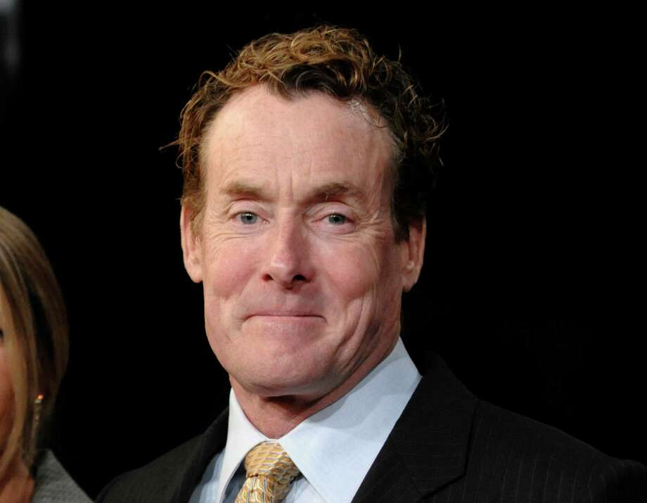 """FILE - This Dec. 9, 2008 file photo shows actor John C. McGinley at the premiere of the film """"Gran Turino"""" at Warner Bros. Studios in Burbank, Calif. McGinley will join the cast of David Mamet's play """"Glengarry Glen Ross,"""" portraying Dave Moss. The play will begin previews on Tuesday, Oct. 16 and an official opening date is set for Sunday, Nov. 11 at the Gerald Schoenfeld Theatre in New York. (AP Photo/Chris Pizzello, file) Photo: Chris Pizzello"""