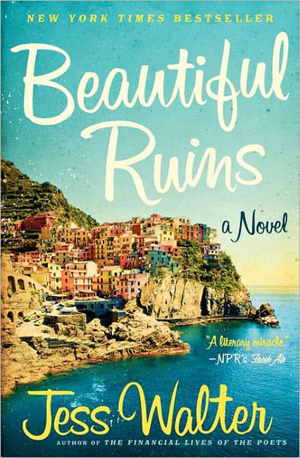 """Here for business or pleasure?"" a car-rental clerk asks a would-be screenwriter just deplaned in Hollywood in the opening pages of Jess Walter's poignant, comical and marvelous novel ""Beautiful Ruins."" The hopeful scribe's quick answer: ""Redemption."""