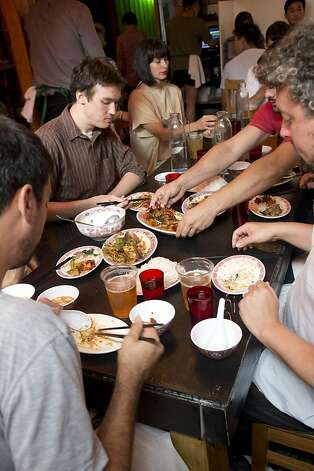 Mission Chinese in New York Photo: Angela Jimenez, Special To The Chronicle