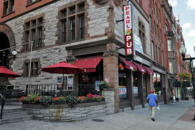 View of Pearl St. Pub, on North Pearl Street on Monday Aug. 6, 2012 in Albany, NY.   (Philip Kamrass / Times Union) Photo: Philip Kamrass / 00018741A