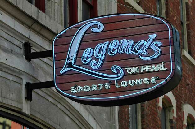 View of Legends on Pearl, on North Pearl Street on Monday Aug. 6, 2012 in Albany, NY.   (Philip Kamrass / Times Union) Photo: Philip Kamrass / 00018741A