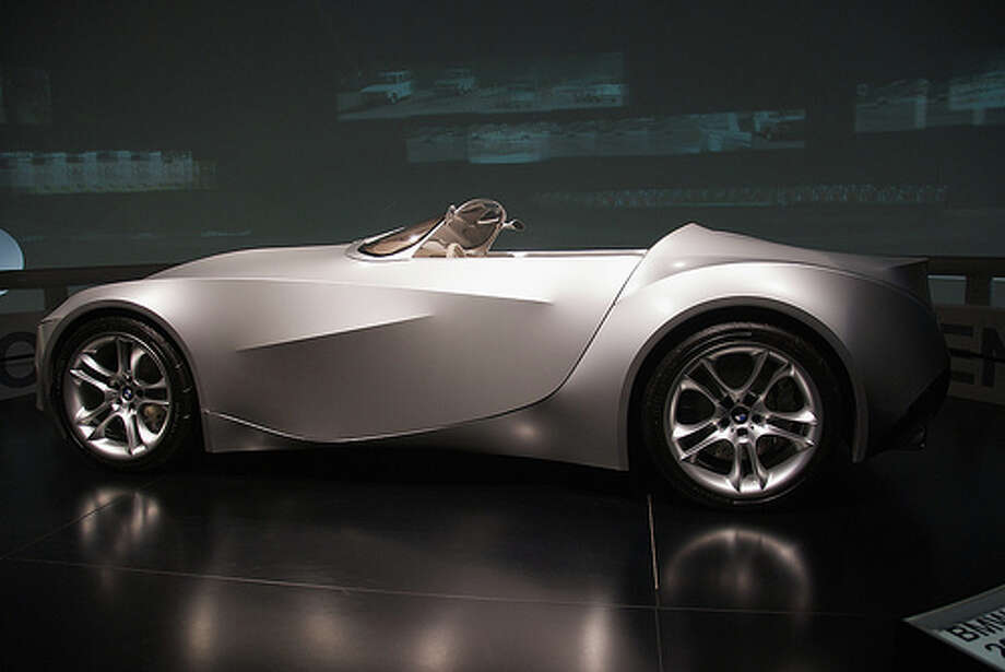 BMW GINA Light Visionary  Photo: Steve.Jackson, Flickr)