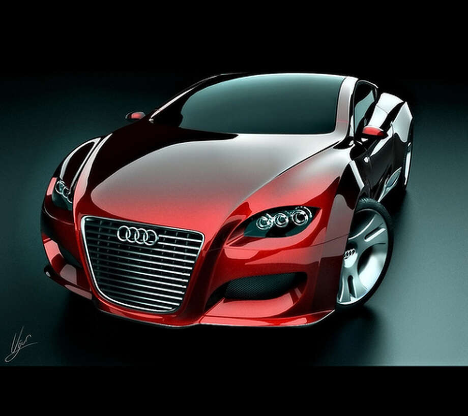 Audi Locus Concept car.  Photo: Char1iej, Flickr)