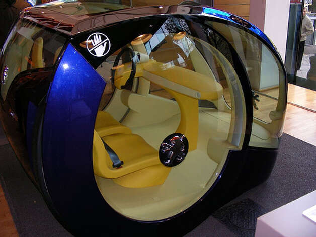Peugeot Moovie Concept Car Photo: Owlhere, Flickr