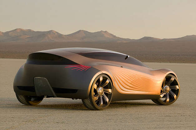 Mazda Nagare Concept Car.  Photo: Paul Evans, flickr