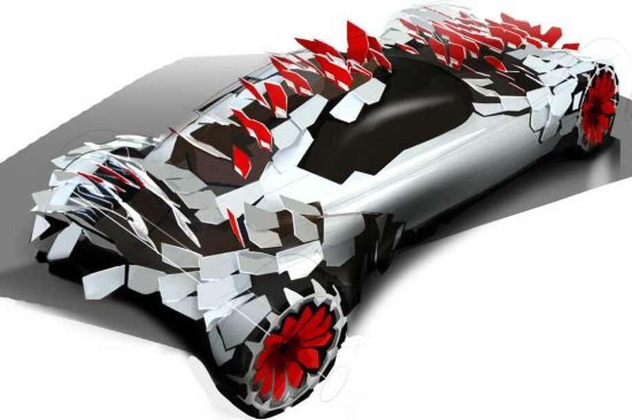 BMW Lovos  Designed by: Anne Forschner