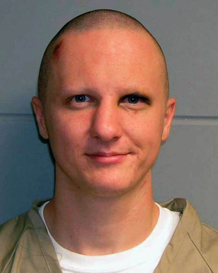 FILE - This photo released Tuesday, Feb. 22, 2011, by the U.S. Marshal's Service shows Jared Lee Loughner, the suspect in the Tucson, Ariz., shooting rampage that killed six people and left several others wounded, including then-U.S. Rep. Gabrielle Giffords. The judge overseeing the mass shooting case has scheduled competency and change of plea hearings for Loughner for Tuesday, Aug. 6, 2012. The schedulinheg order confirms that a plea agreement has been reached in the case. (AP Photo/U.S. Marshal's Office, File) Photo: HOPD / U.S. Marshal's Office