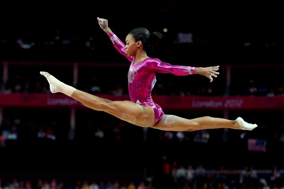 Gymnast Gabrielle Douglas will be a part of the Kellogg's Tour of Gymnastics Champions show on Friday at the AT&T Center.