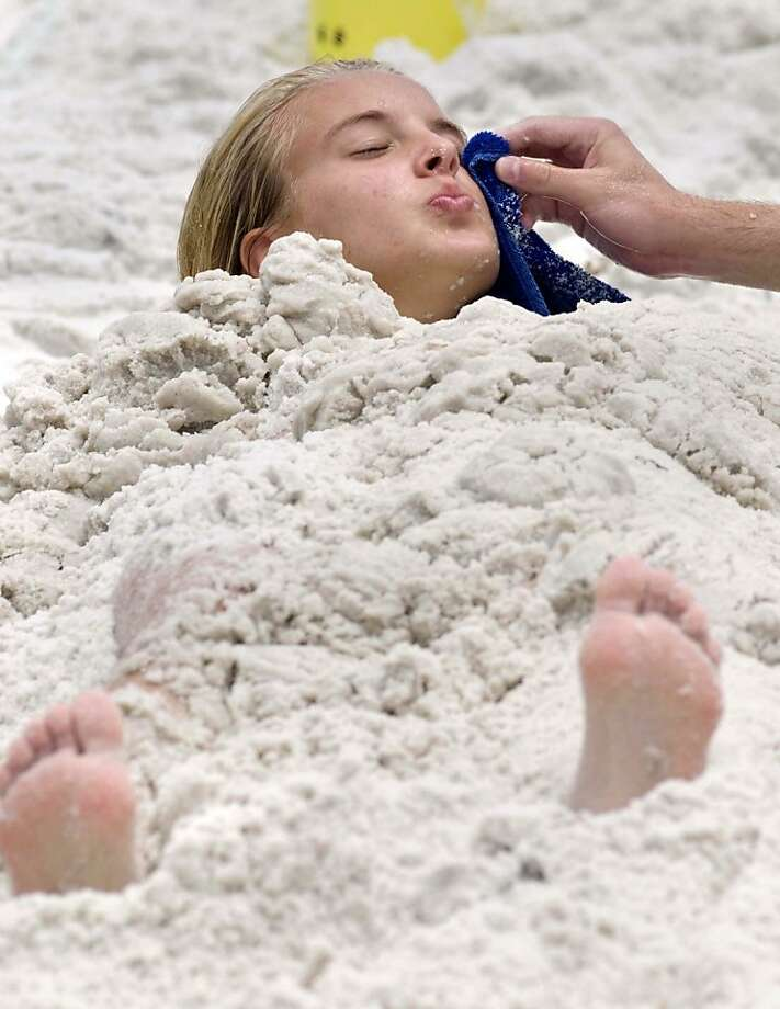 We want you to look your best for your burial: Helpful brother 
