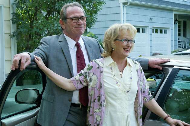 "Meryl Streep and Tommy Lee Jones star in ""Hope Springs."" Photo: --, HOPE SPRINGS / © 2012 GHS Productions, LLC. All rights reserved."