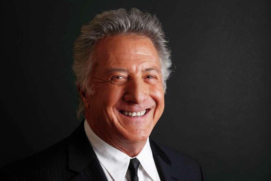 Dustin Hoffman Photo: Associated Press File Photo / AP