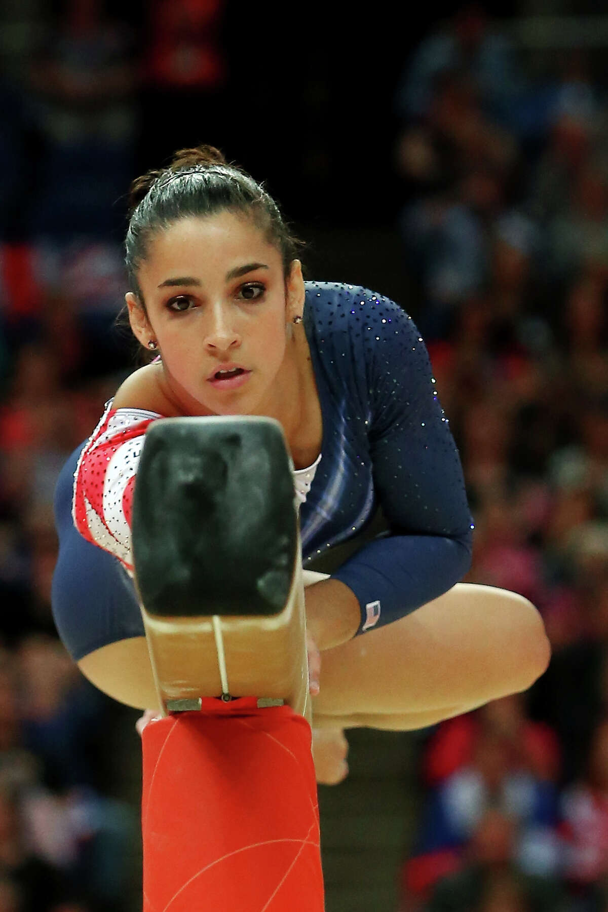 A Day in the Life: Olympic Gymnast Aly Raisman (With