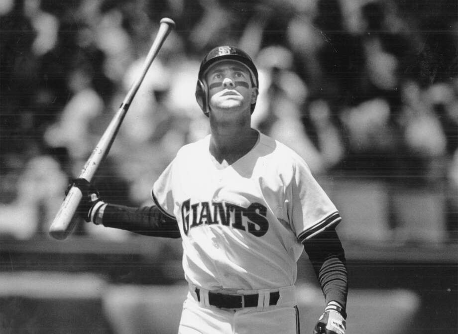 Will Clark helped the Giants win the pennant in 1989. Photo: Brant Ward / The Chronicle / CHRONICLE