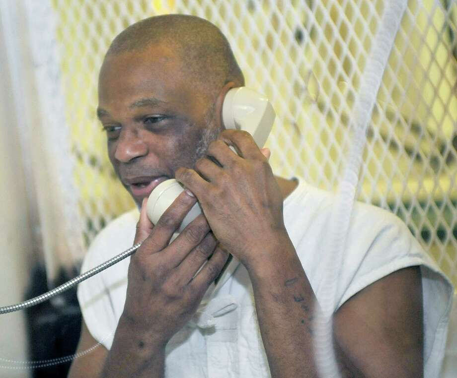 Marvin Lee Wilson, was found guilty in 1992 of abducting and killing 21-year-old Jerry Robert Williams. On Wednesday July 11, 2012, he talked about life in prison.  Wilson, who is set to die by lethal injection on Aug. 7, 2012, was retaliating against Williams, who was a police department confidential informant. The death sentence from his 1994 trial was overturned on appeal in 1996 by the Texas Court of Criminal Appeals, but the case went back to court in February 1998 and Wilson was sentenced to death on a capital murder charge. Dave Ryan/The Enterprise Photo: Dave Ryan