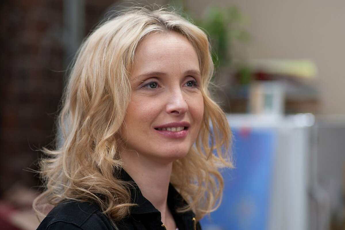 Julie Delpy, director and star of