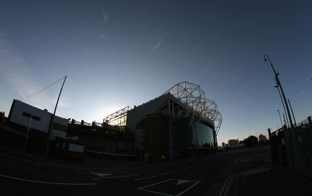 MANCHESTER, ENGLAND - JULY 31:  General view of the Old Trafford Stadium prior to the Women's Football first round Group G match between the United States and DPR Korea,on Day 4 of the London 2012 Olympic Games at Old Trafford on July 31, 2012 in Manchester, England.  (Photo by Stanley Chou/Getty Images) (Getty Images)
