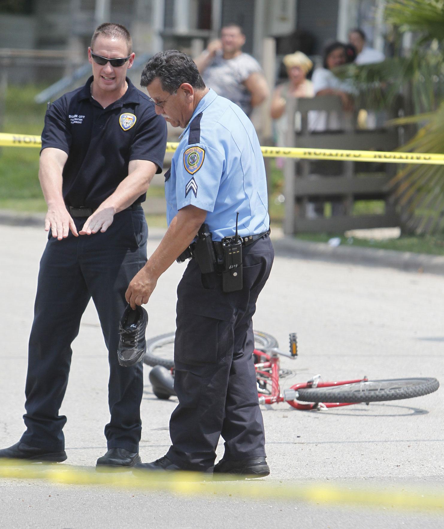 Bicyclist Killed In NE Houston Traffic Accident