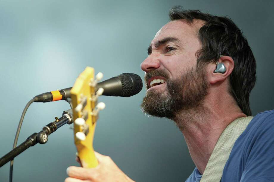 James Mercer from The Shins performs at Lollapalooza in Chicago's Grant Park on Friday, Aug. 3, 2012. Photo: SITTHIXAY DITTHAVONG/INVISION/AP