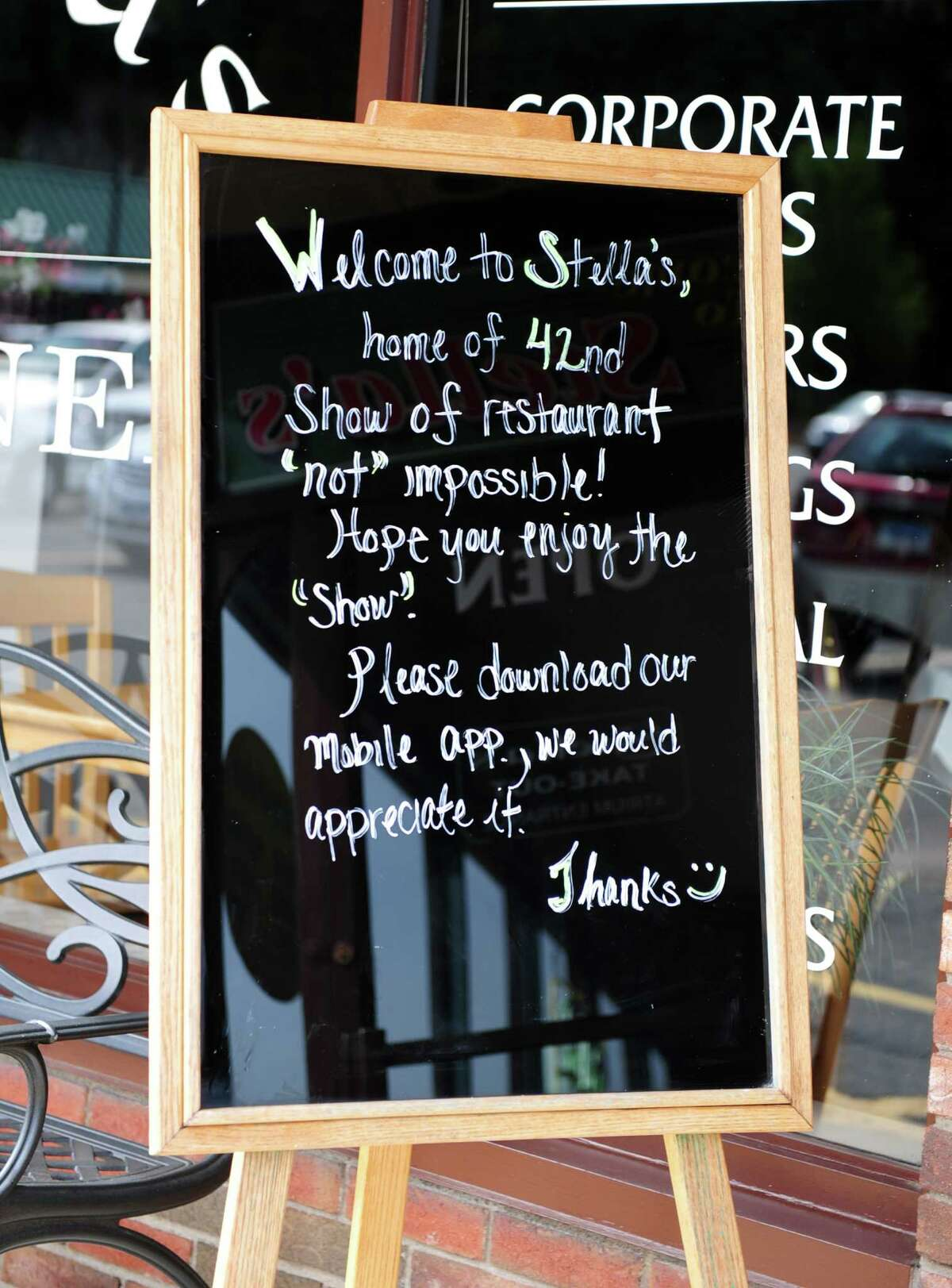 Stella's Restaurant in Stratford, Conn. received a makeover from Food Network's
