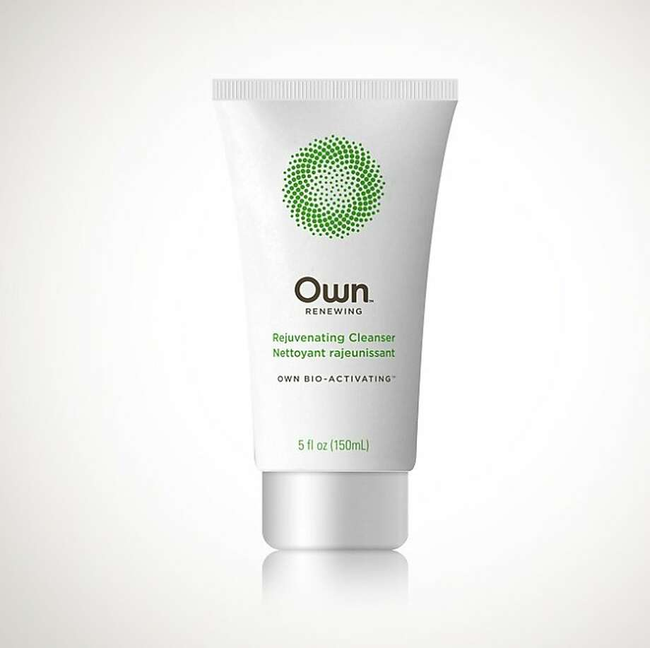 Own Rejuvenating Cleanser, $12. Photo: Handout, Own