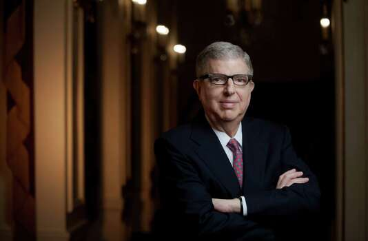 "This Oct. 2011 photo shows composer Marvin Hamlisch at Heinz Hall in downtown Pittsburgh. Hamlisch, a conductor and award-winning composer best known for the torch song ""The Way We Were,"" died Monday, Aug. 6, 2012 in Los Angeles. He was 68. Photo: Stephanie Strasburg, Associated Press / Tribune-Reivew"
