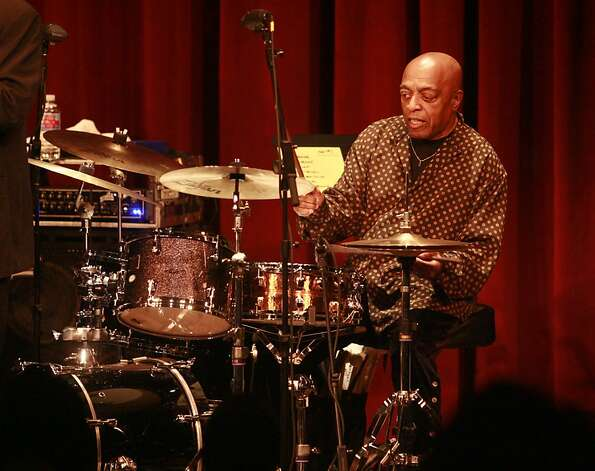 Roy Haynes, who inaugurated Yoshi's San Francisco in 2007. Photo: Mark Costantini, SFC