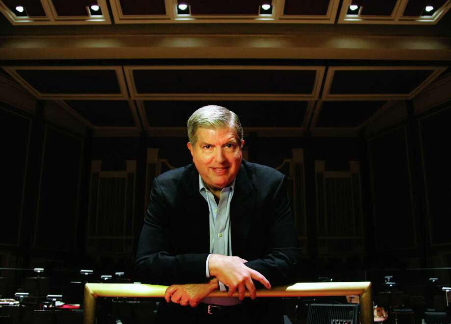 "FILE - This undated file image originally provided by Columbia Artists Management Inc. LLC shows Marvin Hamlisch. Hamlisch, a conductor and award-winning composer best known for the torch song ""The Way We Were,"" died Monday, Aug. 6, 2012 in Los Angeles. He was 68. (AP Photo/Columbia Artists Management Inc. LLC, Jason Cohn) Photo: Jason Cohn"