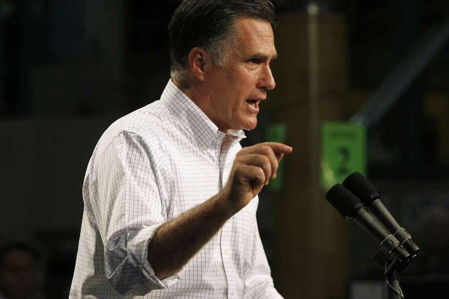 Romney: Halt wind aid - Times Union