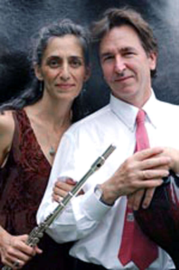 Flutist Susan Rotholz and cellist Eliot Bailen created the Sherman Chamber Ensemble in 1983 and still are actively coordinating its many activities.                                 Courtesy of Peter Weitzner Photo: Contributed Photo