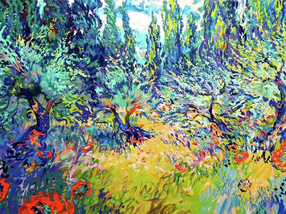 The Art Society of Old Greenwich will sponsor a demonstration of the Impressionist painting technique in oils presented by artist Dmitri Wright on Wednesday, August 15 at 1 p.m. at the Greenwich Arts Council. Above is one of the artist's works. Photo: Contributed Photo