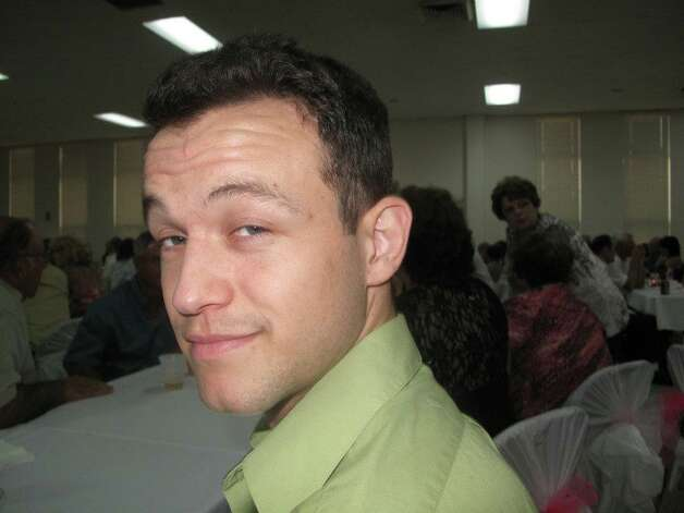 This is a picture of my nephew Daniel Wenzel who looks like Joseph Gordon-Levitt. -- Joan Henson Photo: Joan Henson, Reader Submission