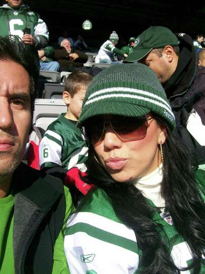 My wife Lillian K. Mandujano said 'ok' to send a photo of her, cuz some say she looks like Kim Karda