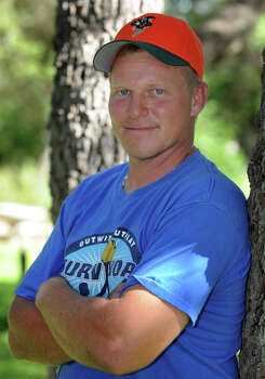 As a Corrections Officer for Texas Department of Criminal Justice I often get teased for resembling actor Woody Harrelson. -- Terry Snow Photo: Terry Snow, Reader Submission