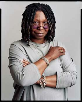Whoopi Goldberg (AP Photo/Timothy Greenfield-Sanders, National Gallery of Art) Photo: Associated Press / HO