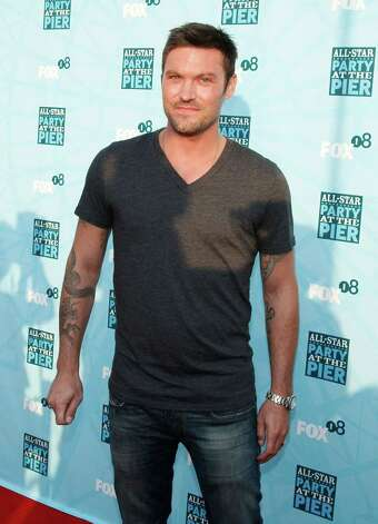Actor Brian Austin Green. Photo: Kevin Winter, Getty Images For Fox / 2008 Getty Images