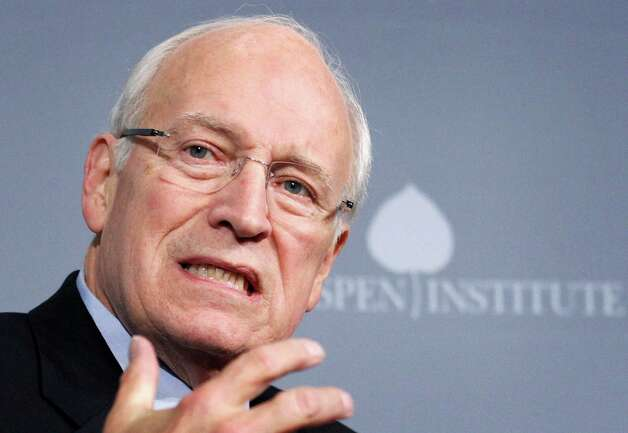 Former Vice President Dick Cheney    (AP Photo/Manuel Balce Ceneta, File) Photo: Manuel Balce Ceneta, Associated Press / AP2011