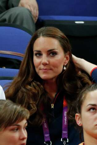 Kate Middleton   AFP PHOTO / THOMAS COEXTHOMAS COEX/AFP/GettyImages Photo: THOMAS COEX, AFP/Getty Images / AFP