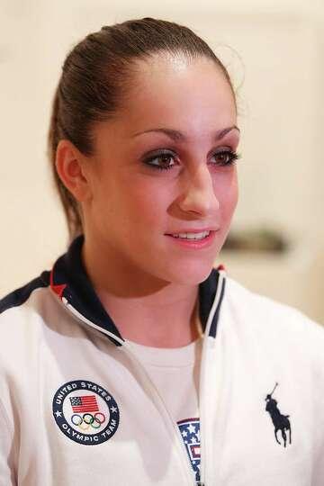 U.S. Olympian Jordyn Wieber