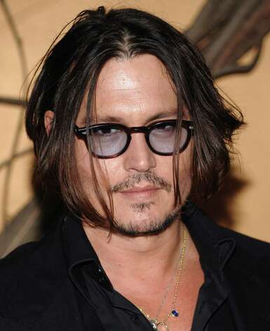 Johnny Depp (AP Photo/Evan Agostini, File)