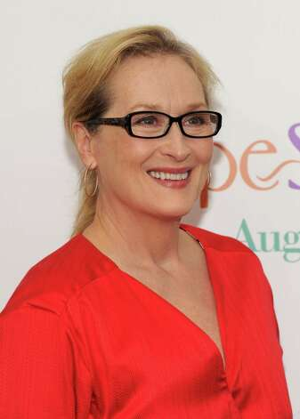 Meryl Streep Photo: Larry Busacca, Getty Images / 2012 Getty Images