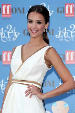 Actress Jessica Alba  Photo: Vittorio Zunino Celotto, Getty Images / 2012 Getty Images