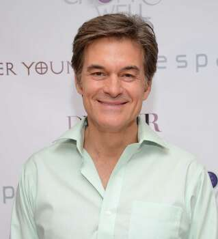 Mehmet Oz Photo: Jason Kempin, Getty Images / 2012 Getty Images