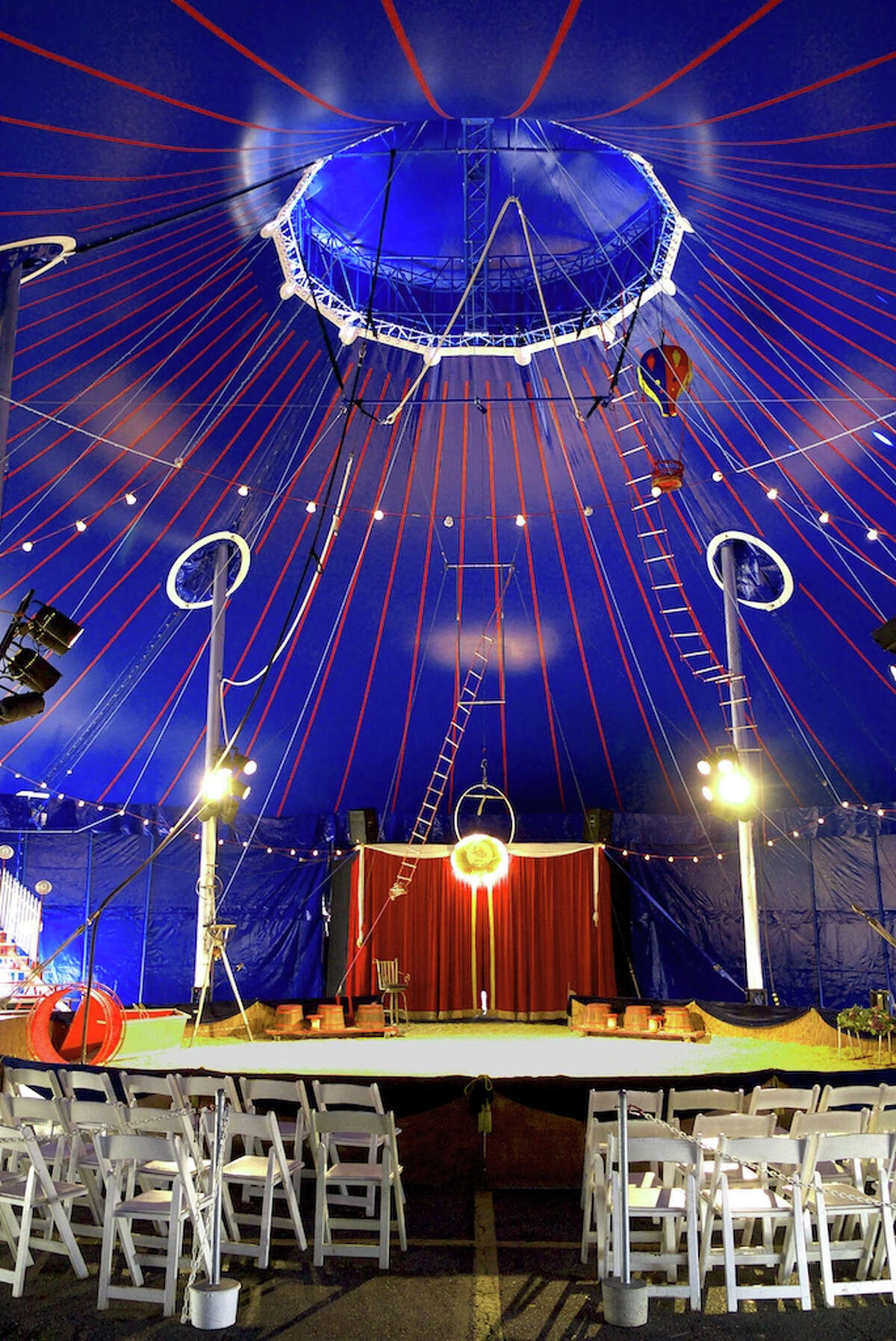 Zoppe Italian Circus (Rick Purdue)