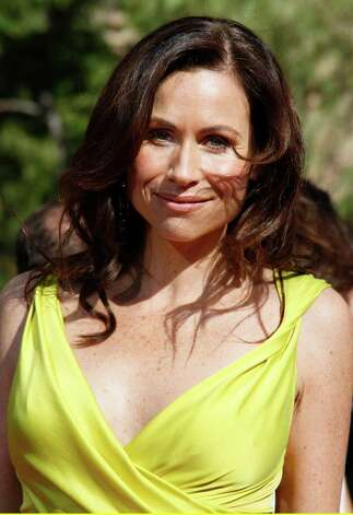 British actress Minnie Driver REUTERS/Lucy Nicholson Photo: LUCY NICHOLSON, REUTERS / X90050