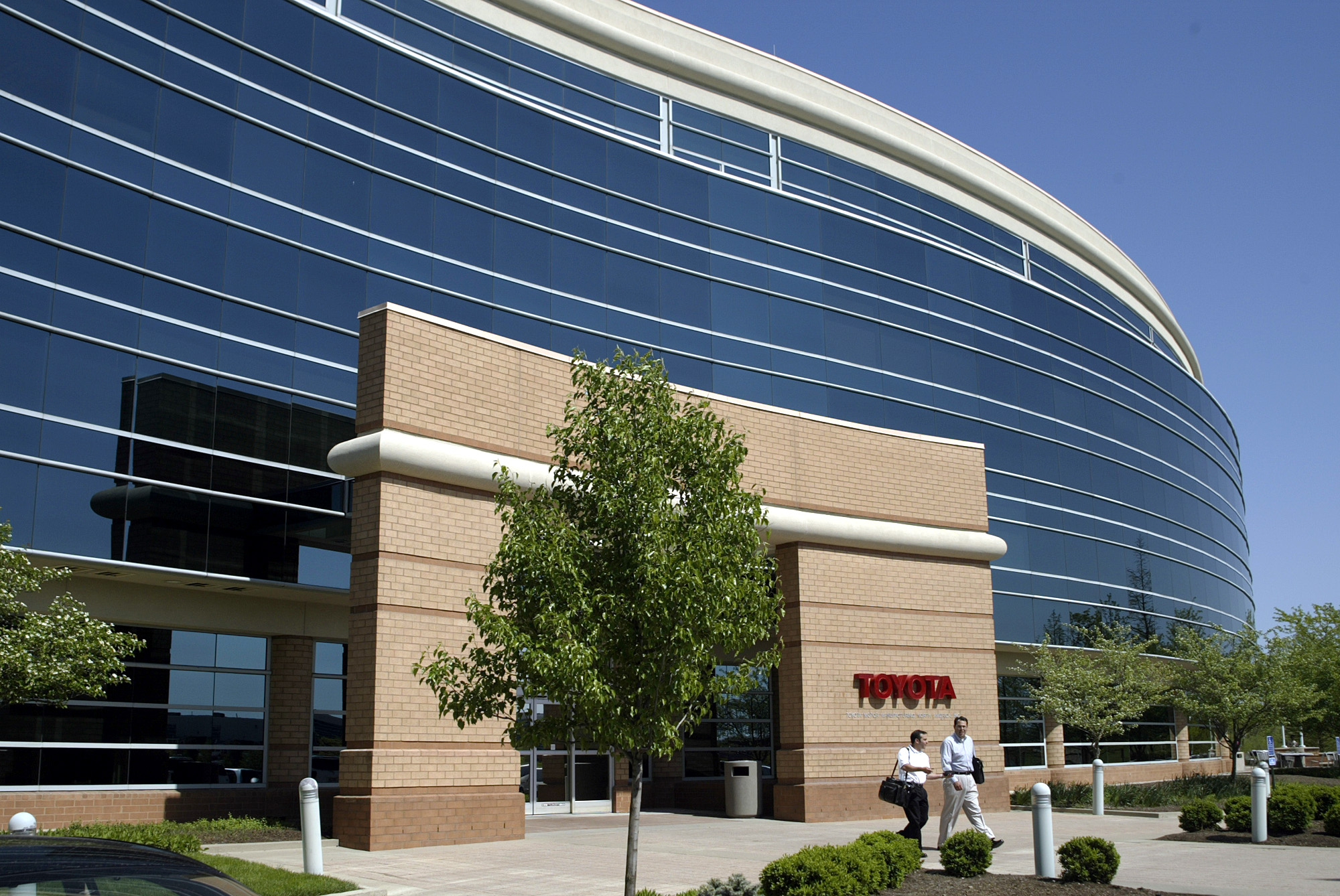 Toyota exec sees more manufacturing in n america san antonio express news - National express head office number ...