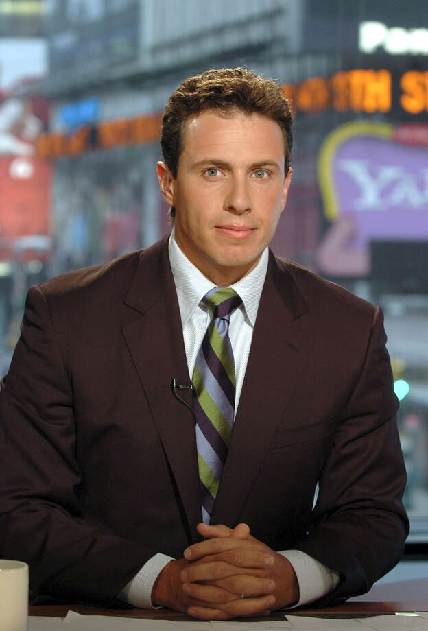 """**FILE**This undated file photo originally supplied by ABC in June 2006, shows Chris Cuomo, news anchor of ABC's """"Good Morning America.""""  Cuomo was unhurt Tuesday, Jan. 23, 2007, after a roadside bomb exploded near the convoy of military police he was riding with in Iraq  (AP Photo/ ABC, Ida Mae Astute ) Photo: IDA MAE ASTUTE"""