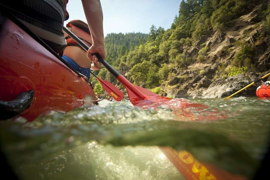 Row Adventures is one outfit offering both novices and experienced rafters a chance to go rogue - down Oregon's Rogue River, that is. Photo: Jared Cruce